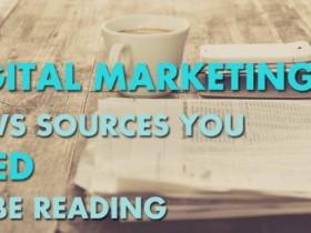 数字营销  2016年你必须要知道的25个数字营销资源(1)