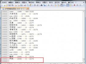 【Python工具】ASO100导出竞争对手的所有关键词数据