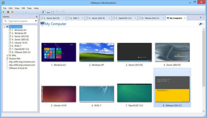 VMware Workstation11.0.0简体中文官方下载【永久激活密钥】
