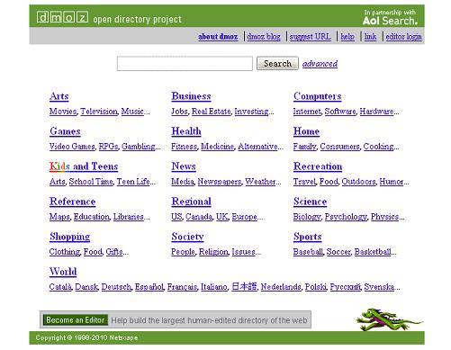 搜索引擎原理:链接分析算法之:主题敏感PageRank