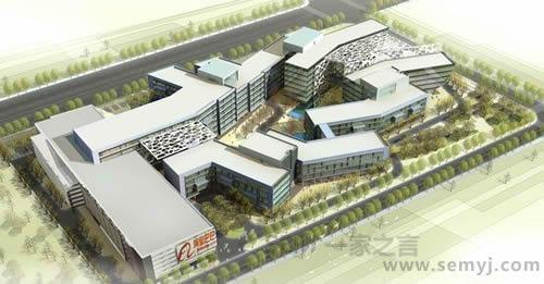 【国平:SEM一家之言】阿里巴巴滨江园区新大楼照片
